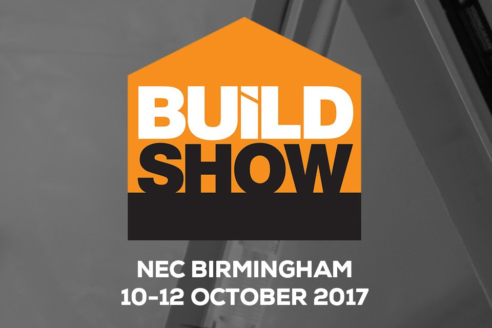 Build Show at the NEC Birmingham 10-12 October, 2017