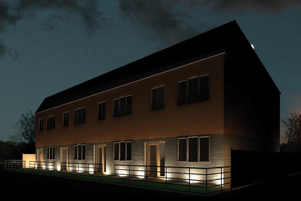 housing concept block