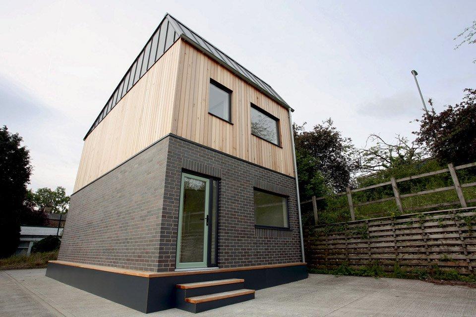 Modular house - upshot
